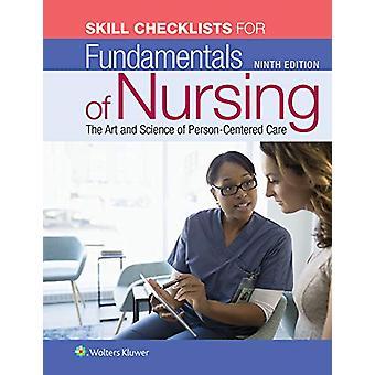 Skill Checklists for Fundamentals of Nursing by Taylor - 978197510244
