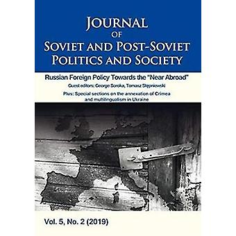 Journal of Soviet and Post-Soviet Politics and Society - 2019/2 by Jul