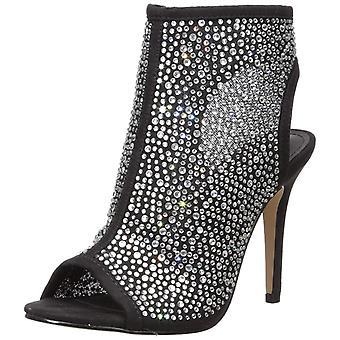 Madden Girl Femme Divaa Peep Toe Ankle Bottes de mode