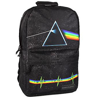 Rock Sax Pink Floyd Backpack Dark Side Of The Moon Black Band Rucksack
