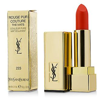 Rouge pur couture mattorna # 223 korall anti mainstream 3.8g/0.13oz