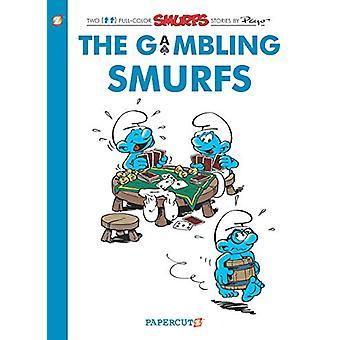 The Smurfs #25 - The Gambling Smurfs by Peyo - 9781545803578 Book