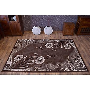 Rug heat-set KIWI 7908 brown