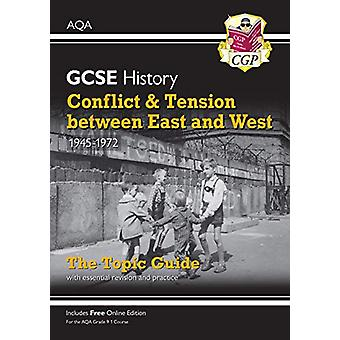 New Grade 9-1 GCSE History AQA Topic Guide - Conflict and Tension Bet