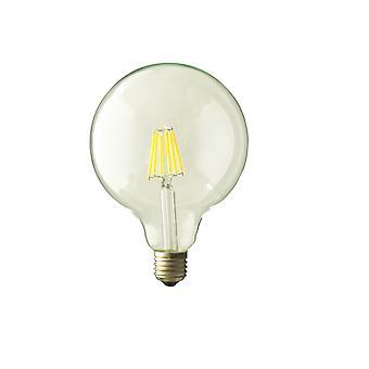 Jandei AMPOULE LED G125 Filament 6W E27 blanc 2700K