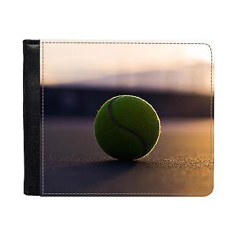 Tennis Plånbok Med Myntfack