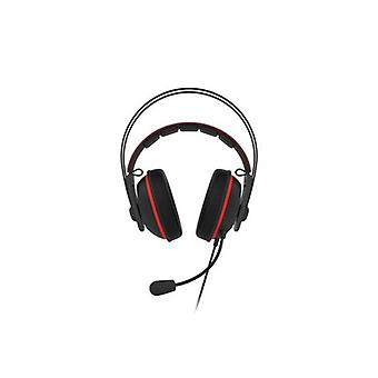 Casque rouge Asus Tuf Gaming H7