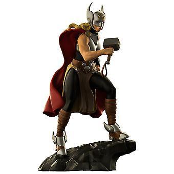 Estátua da Galeria de PVC Thor Lady Thor
