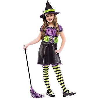 Merry Witch Child Costume