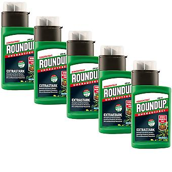 Sparset: 5 x ROUNDUP® Special, 250 ml