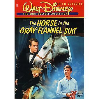 Häst i grå flanell kostym [DVD] USA import