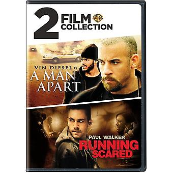 Man Apart/Running Scared [DVD] USA import