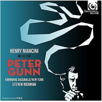 Henry Mancini - Music From Peter Gunn [CD] USA import