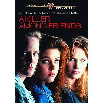 Killer Among Friends (aka Freunde fürs Leben) [DVD] USA Import