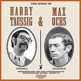 Taussig & Ochs - Music of Harry T(LP) [Vinyl] USA import