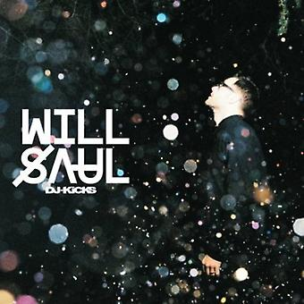 Will Saul - Will Saul DJ-Kicks [CD] USA import