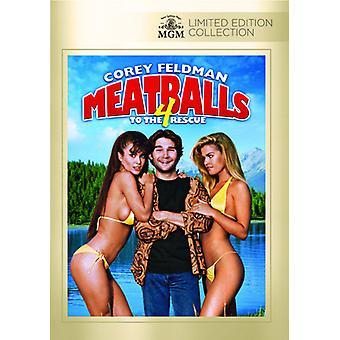 Köttbullar 4 [DVD] USA import