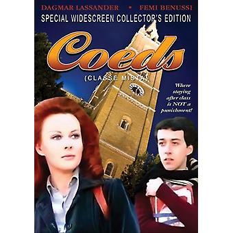 Coeds [DVD] USA import