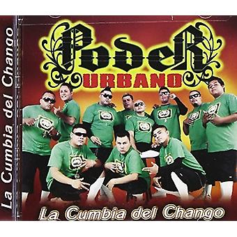 Poder Urbano - Cumbia Del Chango [CD] USA import