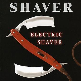 Shaver - Electric Shaver [CD] USA import