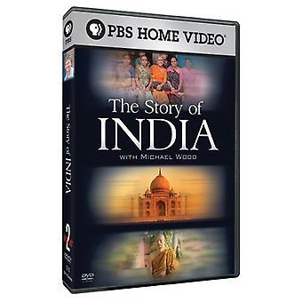 インドの物語 【 DVD 】 USA 輸入