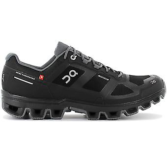 ON Running Cloudventure Waterproof - Men's Trail Running Shoes Black 22.99951 Sneakers Sports Shoes