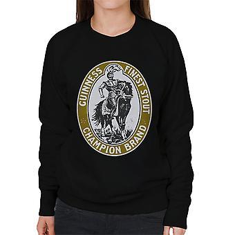 Guinness Finest Stout Women's Sweatshirt