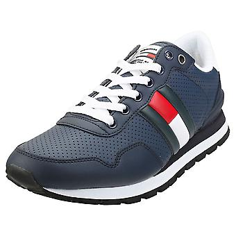 Tommy Jeans Lifestyle Sneaker Mens Casual Trainers in Ink
