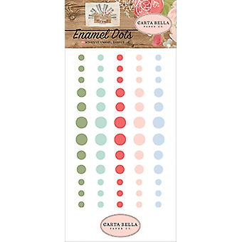 Carta Bella Farmhouse Market Enamel Dots