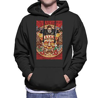 Mayans M.C. Motorcycle Club George Yepes Poster Artwork Men's Hooded Sweatshirt