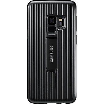 Samsung EF-RG960CB Protective Cover - G960F Galaxy S9, Schwarz