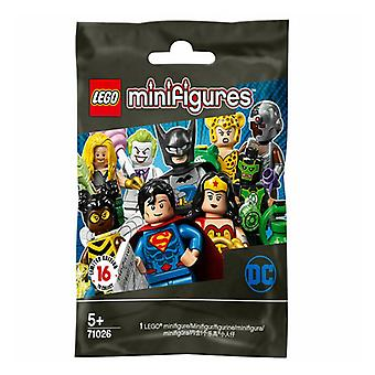 Playset Movie Minifigure DC Super Heroes Lego 71026