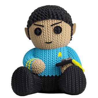 Action Figure - Star Trek - Spock Handmade By Robots New STOL935