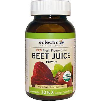 Eclectic Institute, Beet Juice POWder, 3.2 oz (90 g)