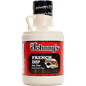 Johnny's French Dip Au Jus Concentrated Sauce
