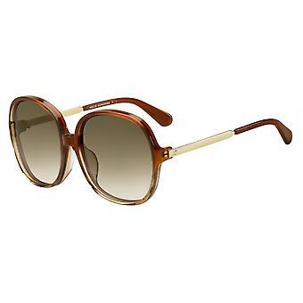 Sonnenbrille Damen  Kadelyn  gradient braun