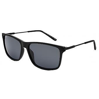Sunglasses Unisex polarizes black/matt black (P400077)