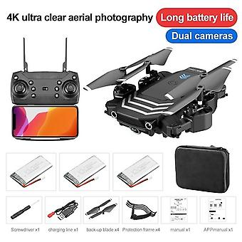 Ls11 Rc Drone - 4k With Camera Hd 1080p, Professional Quadcopter Drone