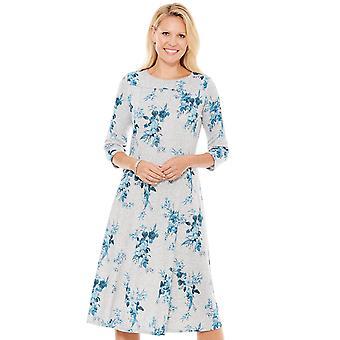 Chums Warm Handle Print Dress
