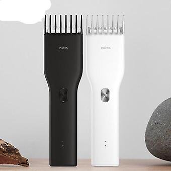 Usb Electric Hair Clipper For Two Speed Ceramic Cutter, Hair Fast Charging