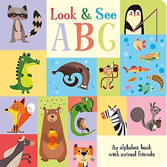 Look  See ABC by Lily & Amber