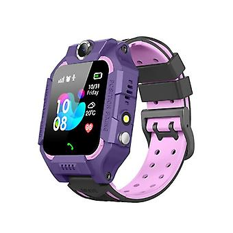Abs Non/impermeabile bambini Digital Touch Wristwatch Baby Watch telefono camera torcia