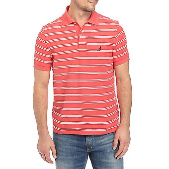 Nautica Men's Short Sleeve Polos Classic Fit