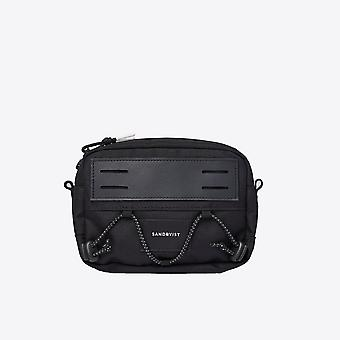 Sandqvist Douglas Cross Body Bag Zwart