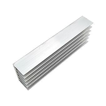 2pcs 120x40mm, Heatsink For Led Lights Aluminum Cooling Board Radiator, Cool