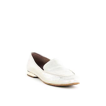 Donald Pliner   Honey Metallic Loafers