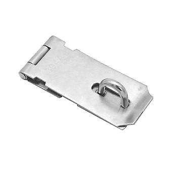 Stainless Steel Hasp Staple Shed Latch For Door/cabinet/box/drawer/furniture