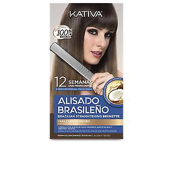 Kativa Kativa Alisado Brasileno Pro Dark Set 6 Pz För Kvinnor