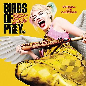 Birds Of Prey Calendar 2021