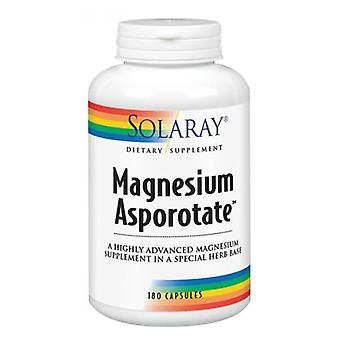 Solaray Magnesium Asporotate, 180 Korkkia